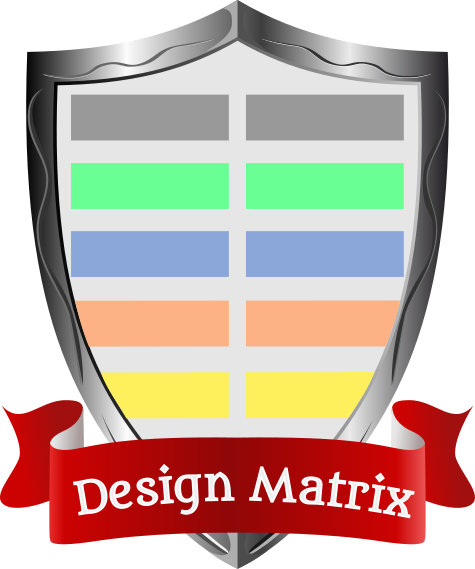 Design Matrix logo
